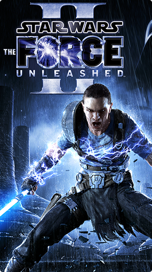 Star Wars II - The Force Unleashed